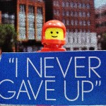 "photo credit: Inspirational Quotation:  ""I never gave up"" via photopin (license)"